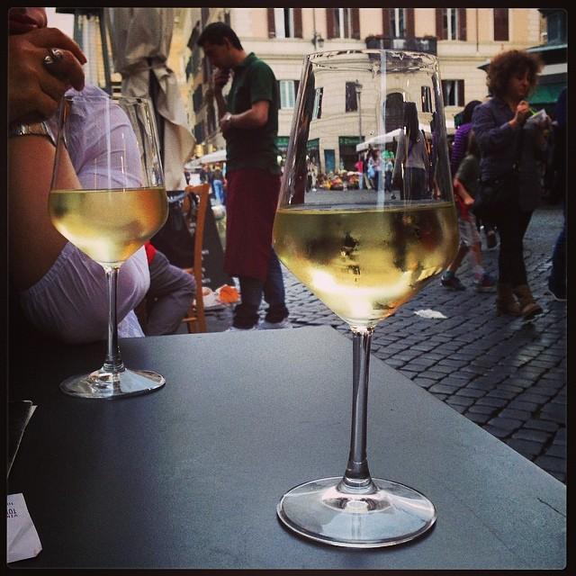 Chardonnay - Campo dei Fiori - Roma