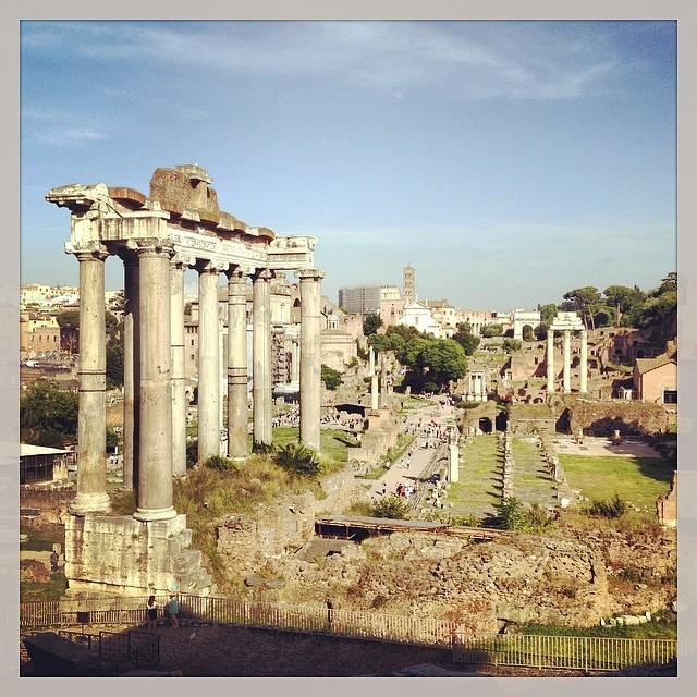 Le forum - Rome
