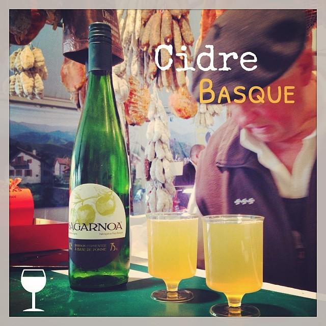 Sagarnoa - Cidre basque