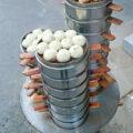 Baozi pour le petit déjeuner ©Elena Mirage shutterstock