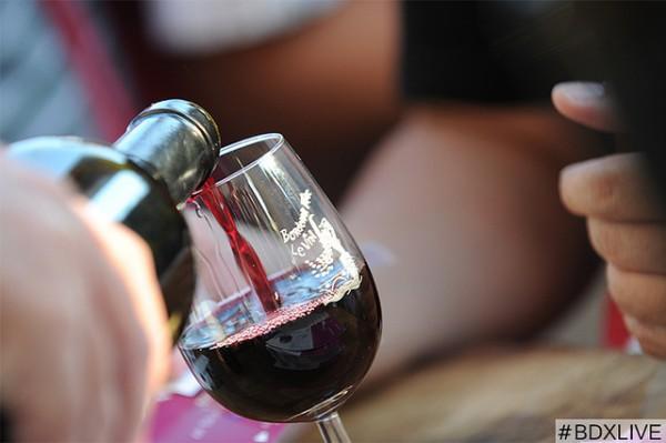 Bordeaux fête le vin ©BordeauxTourisme