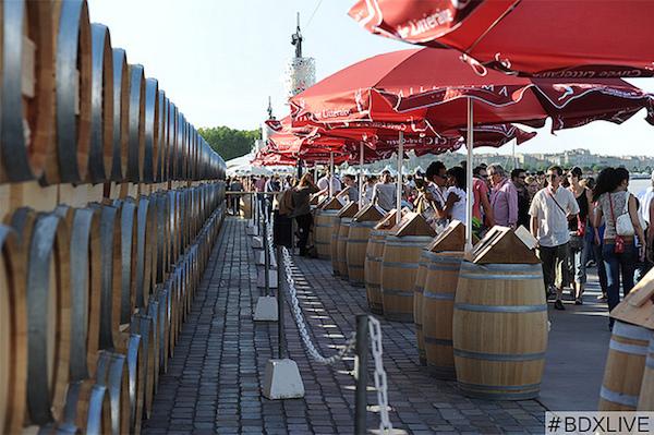 Bordeaux fête le vin  - Barriques ©Bordeaux Tourisme