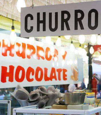 Churros © holbox -Shutterstock