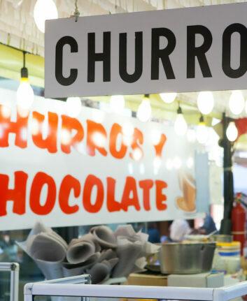 Churros © holbox - Shutterstock