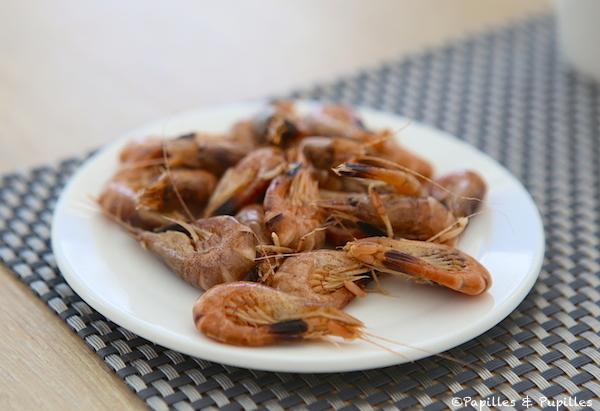 Crevettes grises - Ostende