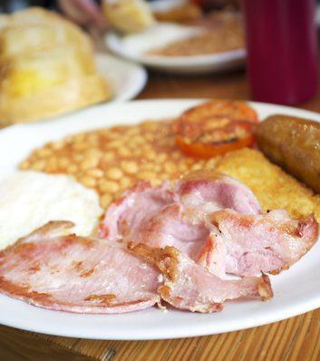 English breakfast © Stocksnapper- Shutterstock