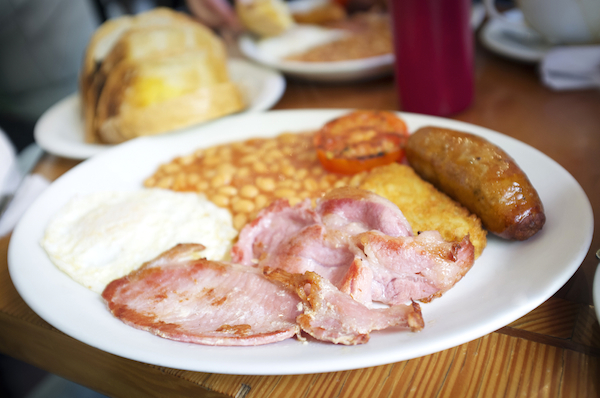 English breakfast © Stocksnapper- Shutterstock