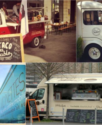 Food trucks Bordeaux