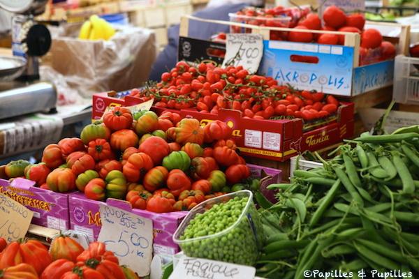 Légumes - Campo de' Fiori