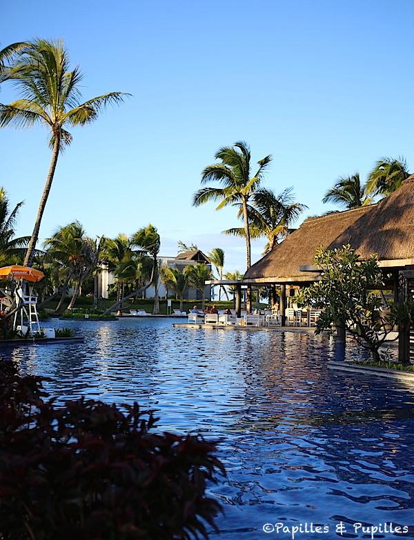 La piscine- Long Beach Hôtel - Ile Maurice