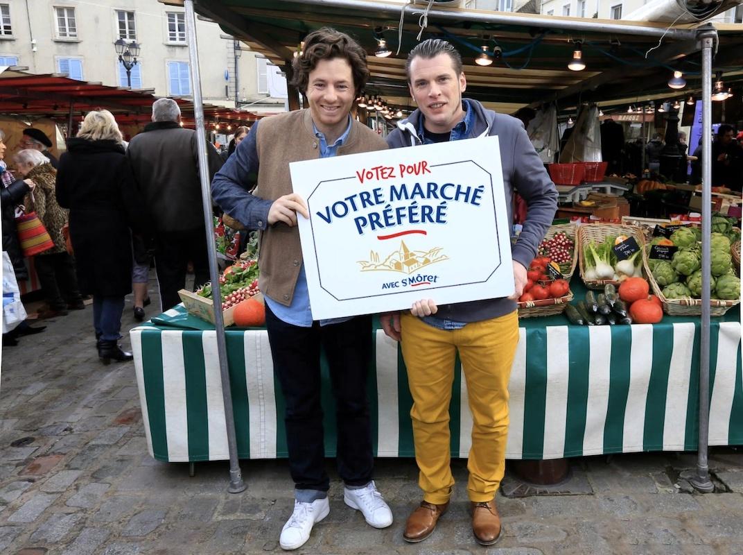 Le marché préféré des français