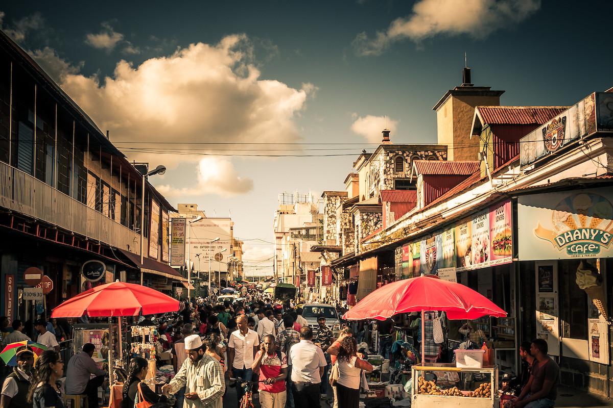 Marché de Port Louis ©Herr Olsen CC BY-NC 2.0