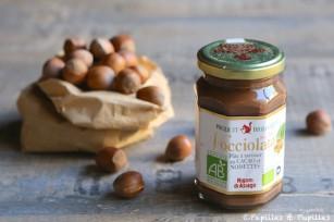 La Nocciolata - Pâte à tartiner au cacao et noisettes