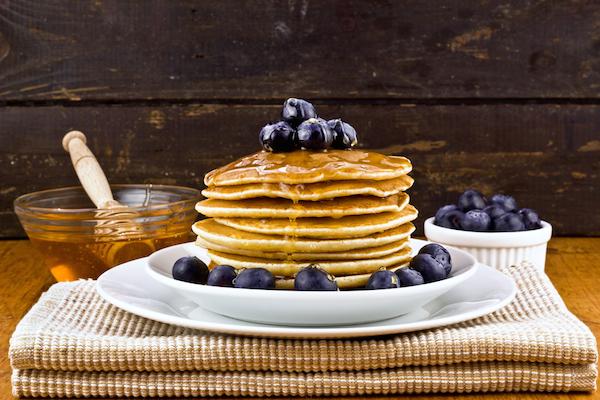 Pancakes ©Nigina Sharipova - Shutterstock
