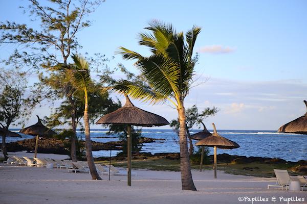 Sur la plage - Ile Maurice