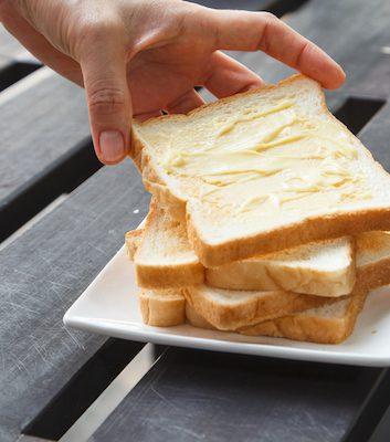 Tartine de beurre ©Tiverlucky - Shutterstock