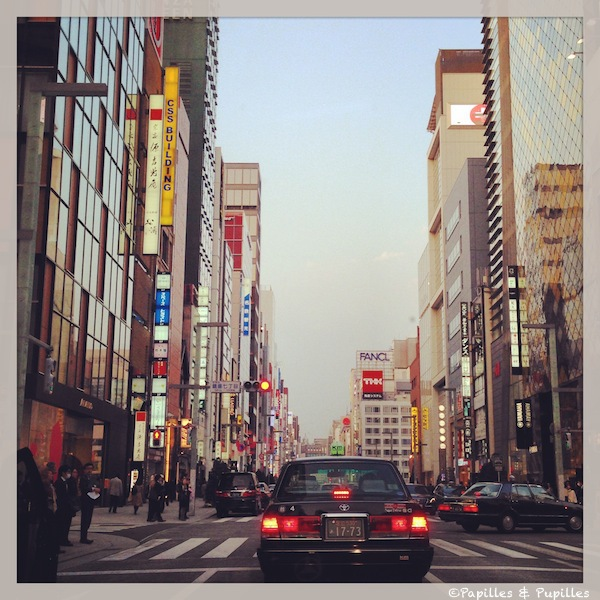 Tokyo - Entre chien et loup