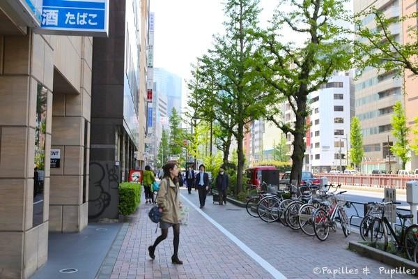 Tokyo au printemps