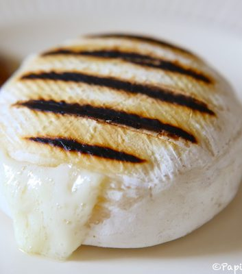 Tomino grillé