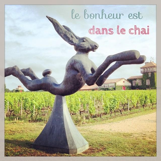 Château Smith Haut Lafite #teamGironde #bfv2014