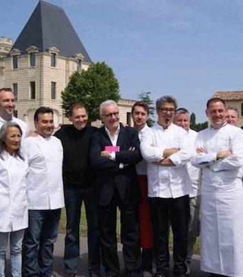 Alain Ducasse et les chefs de Châteaux et Hôtels Collection