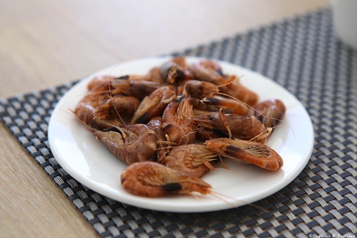Crevettes, Ostende