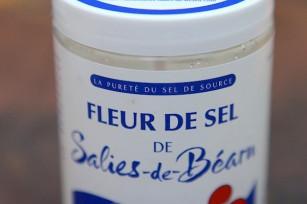 Fleur de sel de Salies de Béarn