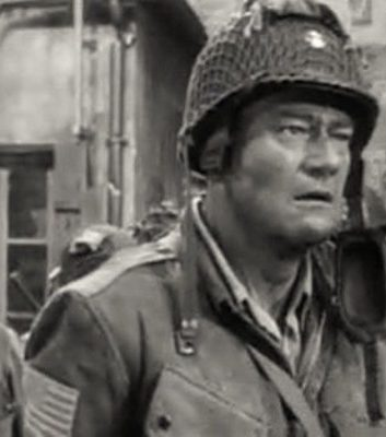 John Wayne - Le jour le plus long - Photo Wikipedia