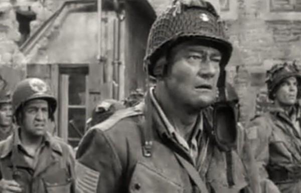 John Wayne - Le jour le plus long - Photo Wikipedia