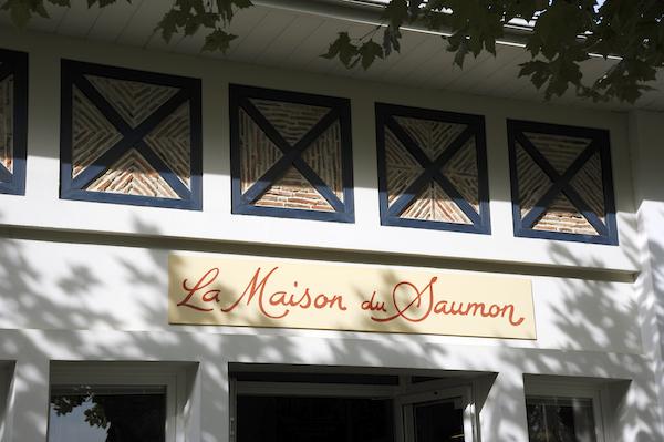 La maison du saumon ©D. Nakache