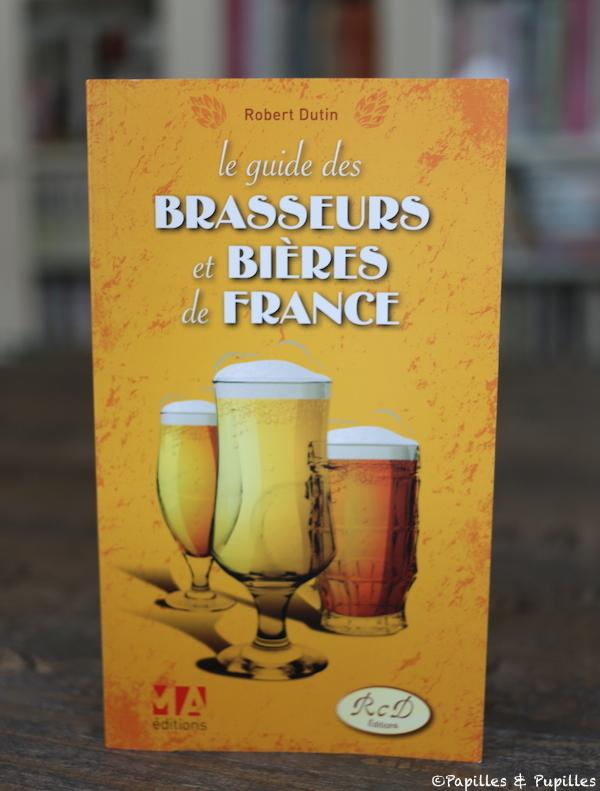 Le guide des brasseurs et bières de France