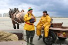 Les pêcheurs de crevette