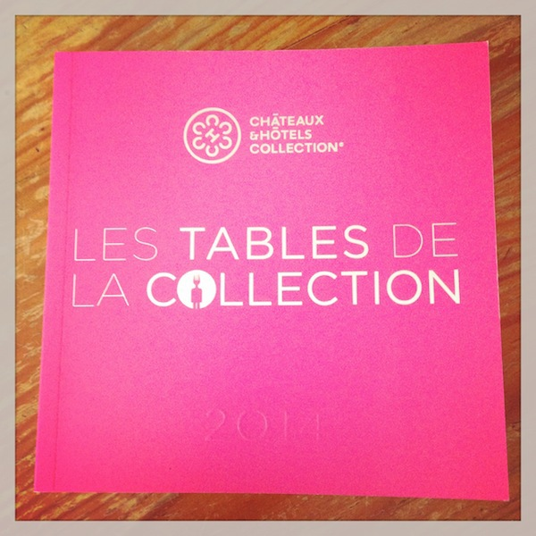 Les tables de la collection