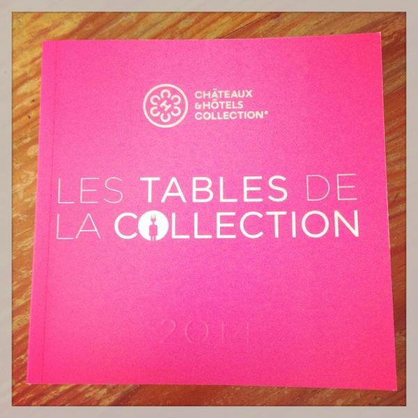 Les tables de la collection