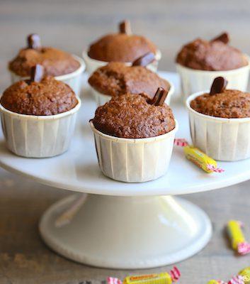 Muffins - Carambar