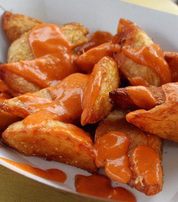 Patatas bravas ©cherrylet CC BY 2.0