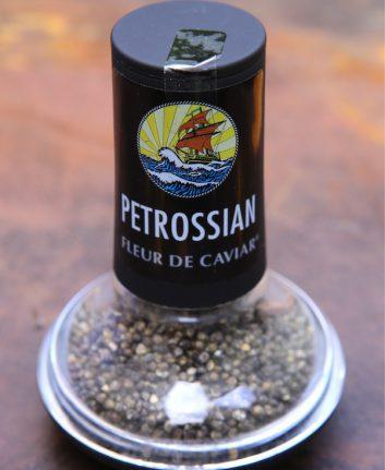 Petrossian - Fleur de caviar