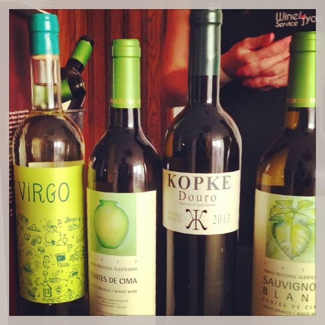 Les vins blancs portugais c est la vie #winemarket #vinocamp