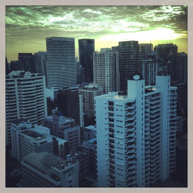 Sunrise - Bangkok