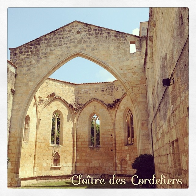 From Saint Emilion with love