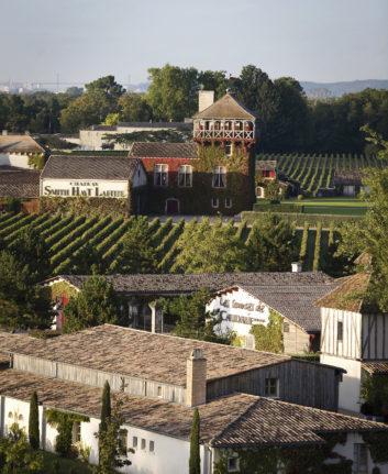 Château Smith Haut Lafitte et les Sources de Caudalie
