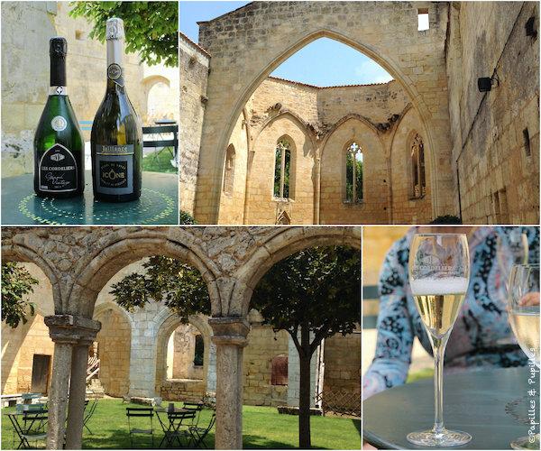 Cloître des Cordeliers - Saint Emilion