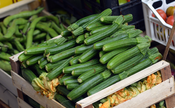 Courgettes ©kaband shutterstock