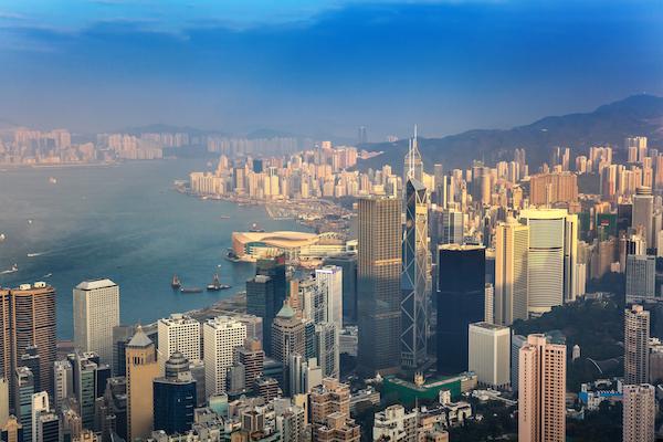 Hong Kong © Noppasin - shutterstock