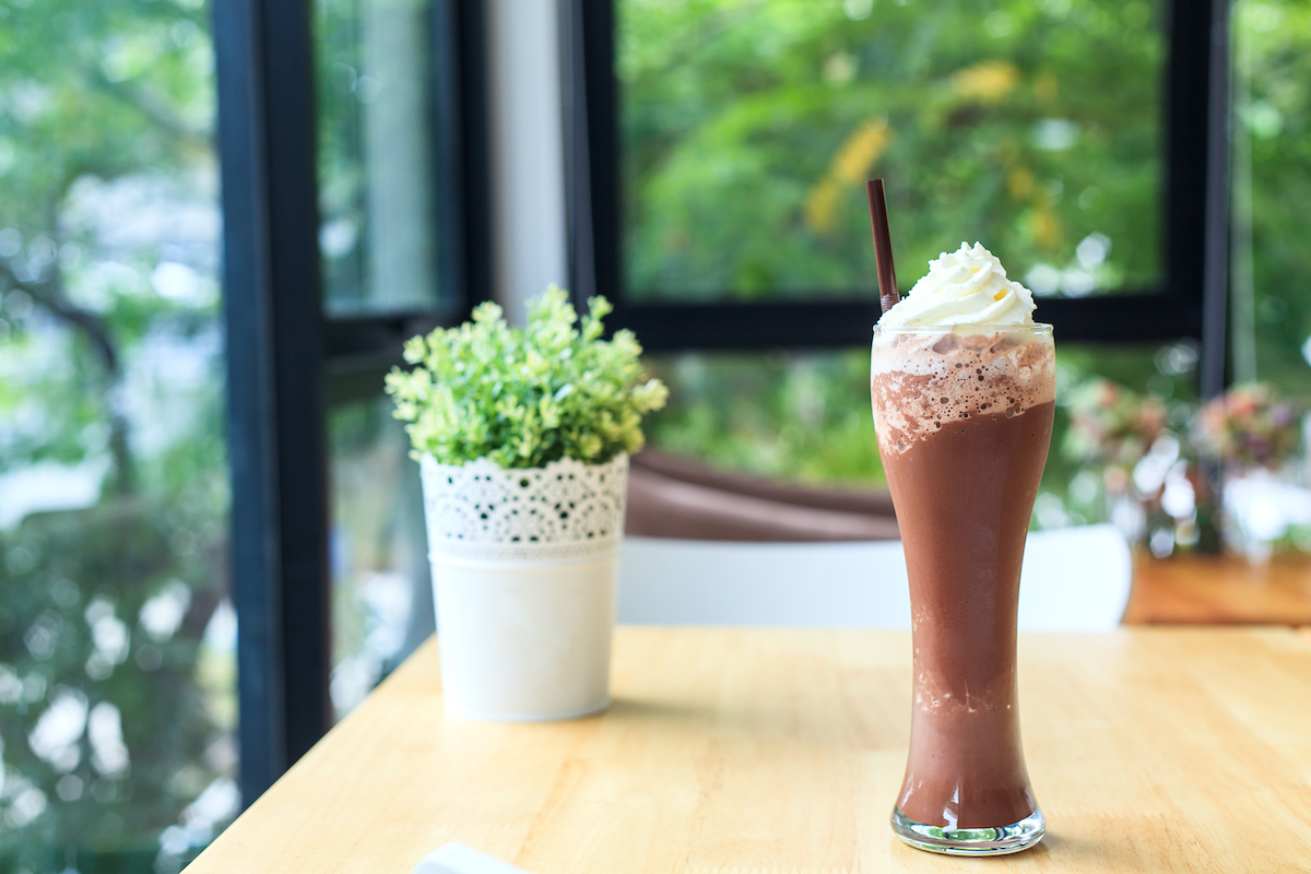 MIlkshake ou Smoothie-©Naypong-Shutterstock