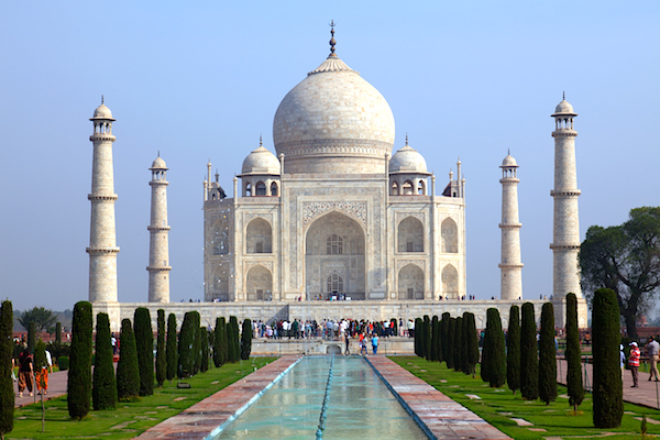 Taj Mahal ©Bildagentur Zoonar GmbH shutterstock