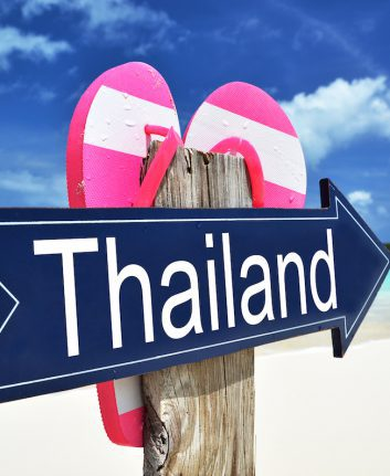 Thailande ©pincasso shutterstock