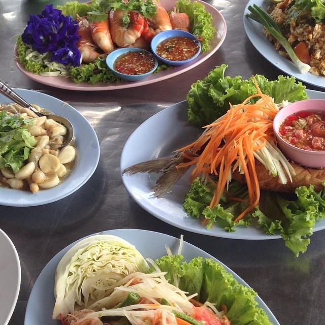 à taaaable - Thaïlande