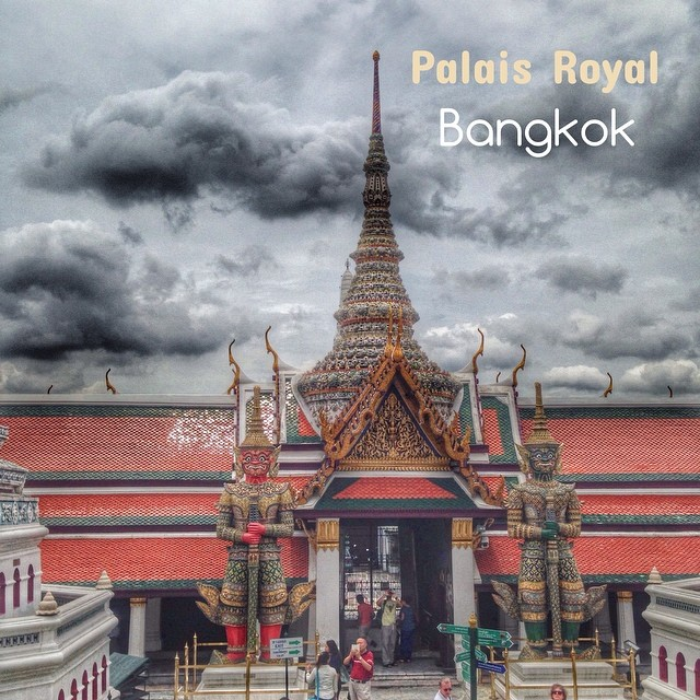 Palais Royal -- Bangkok