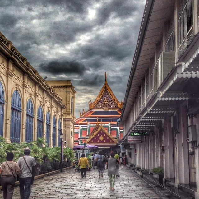 Palais royal - Bangkok - Thaïlande